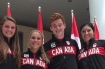 Canadian Olympic Pole Vaulters